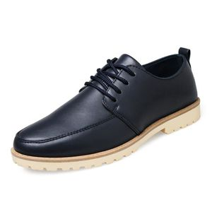 MOCASSIN Mocassins Classic Oxford Cuir Chaussure Homme