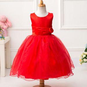 ROBE DE CÉRÉMONIE Vêtements pour enfants Robe de soirée mariage Cost