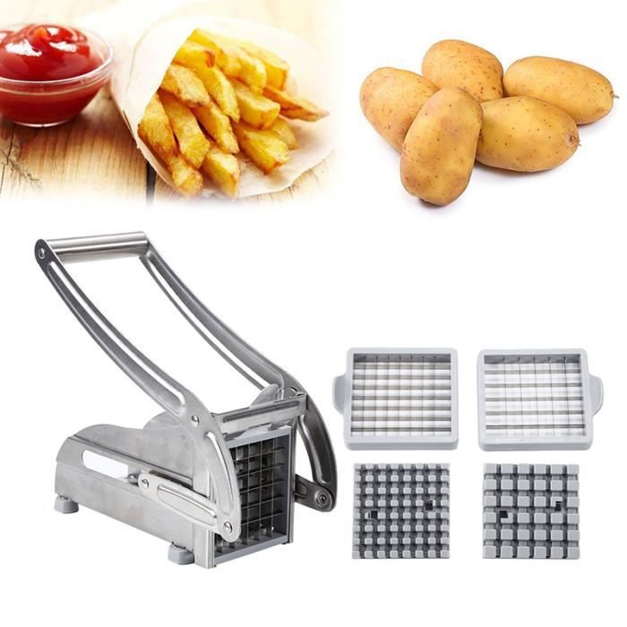 Coupe frite achat vente coupe frite pas cher cdiscount - Machine a chips maison ...