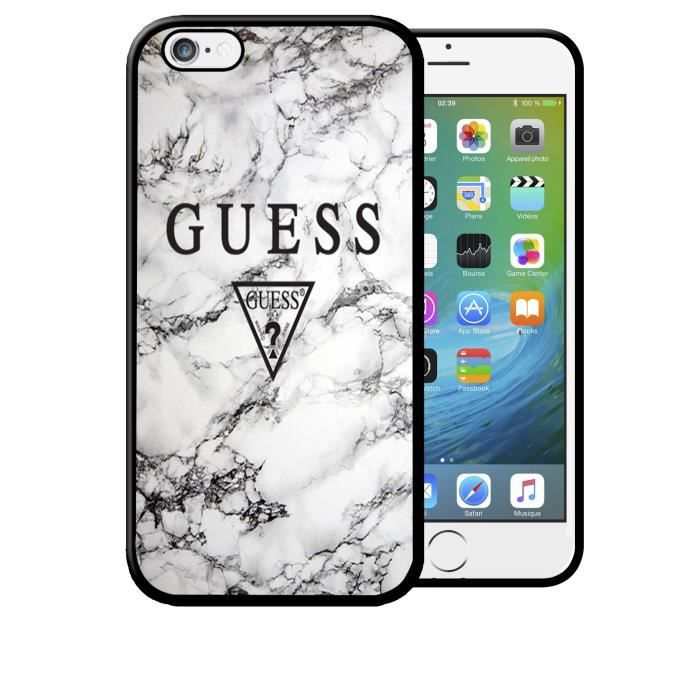 coques iphone 7 guess
