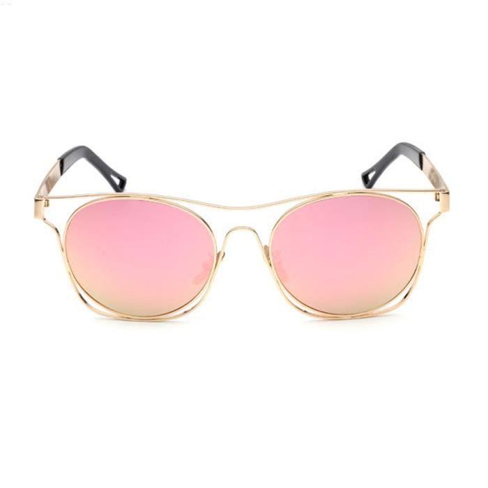 soleil Goggles de homme Yourte structure lunettes métal sunglasses en Femme 4gUqx5w