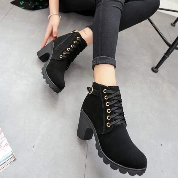 Martin bottes chaussures de broussailles épaiss... iTAtZFB