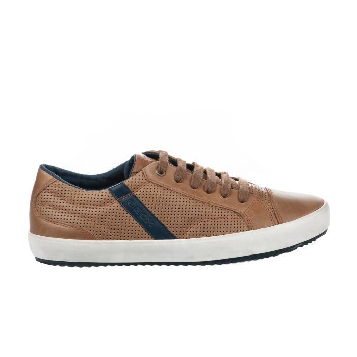 Chaussures à lacet garçon - GEOX - Marron - J642CA - Millim