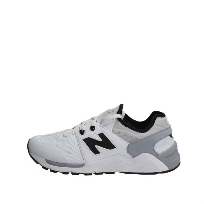 New Balance Sneakers Homme Blanc, 46½