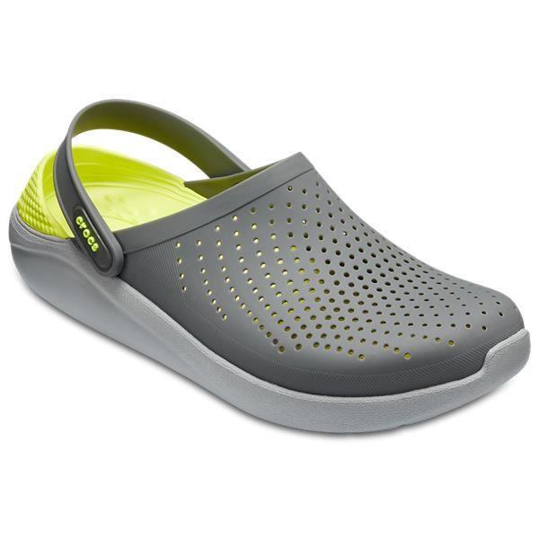 Crocs Unisex LiteRide Clog SGY LGY
