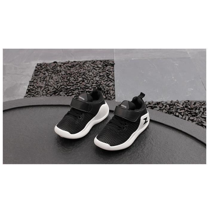 Enfants Chaussures baskets Garçon Jeunes filles Mode Chaussures de course OWx7Ee