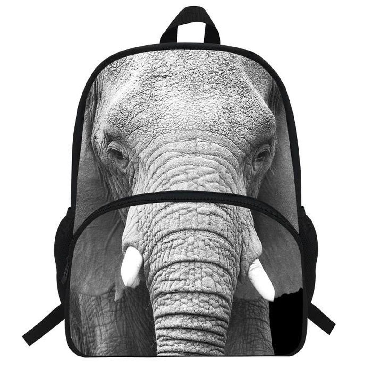 d306331062 Sac a dos elephant - Achat / Vente pas cher