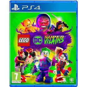 JEU PS4 LEGO DC Super-Vilains Jeu PS4