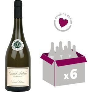 VIN BLANC Grand Ardèche Louis Latour 2015 6x75cl Blanc