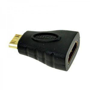 CÂBLE TV - VIDÉO - SON Connecteur plaqué or 1080p HDMI standard Femme Pou