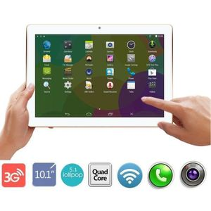 TABLETTE TACTILE Tablette pour Android 7.0 OS 4GB RAM 32GB ROM 1280