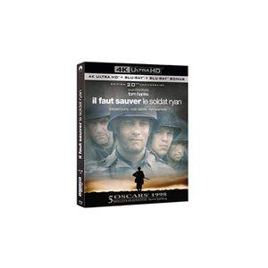 BLU-RAY FILM Il faut sauver le soldat Ryan [4K Ultra HD + Blu-r