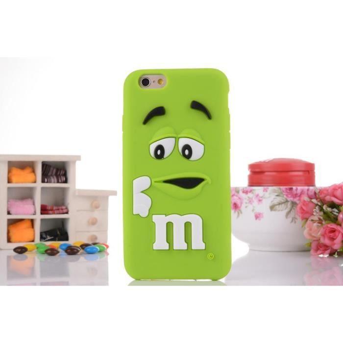 coque m&m's iphone 8