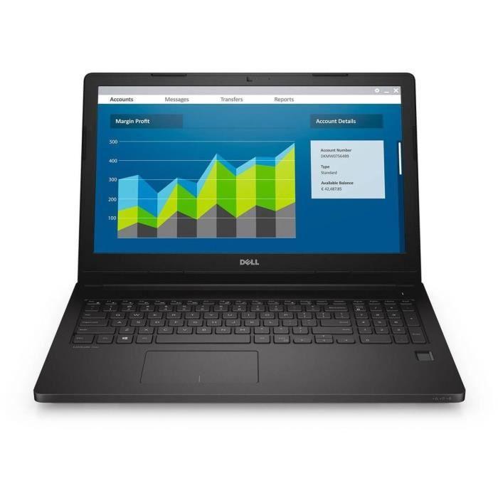 """ORDINATEUR PORTABLE DELL - PC Portable Latitude 3560 - 15.6"""" HD - RAM"""