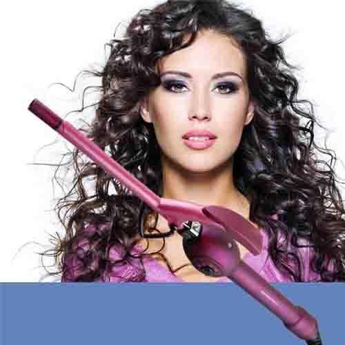 Ultrafines 9mm Bigoudis Cannes A Cheveux Electriques Objets De