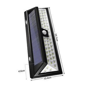 eclairage exterieur avec detecteur de mouvement sans fil. Black Bedroom Furniture Sets. Home Design Ideas