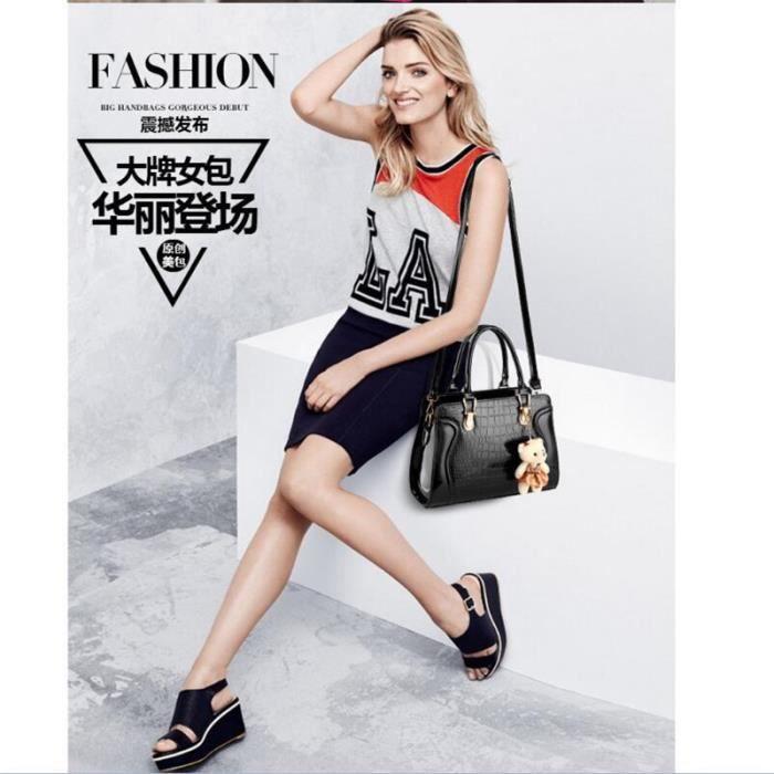 femme marque agréable veritable sac cuir marque de luxe bandouliere en main femme sac de pour marque sac de femme cuir sacs à RrwFwq7Xx8
