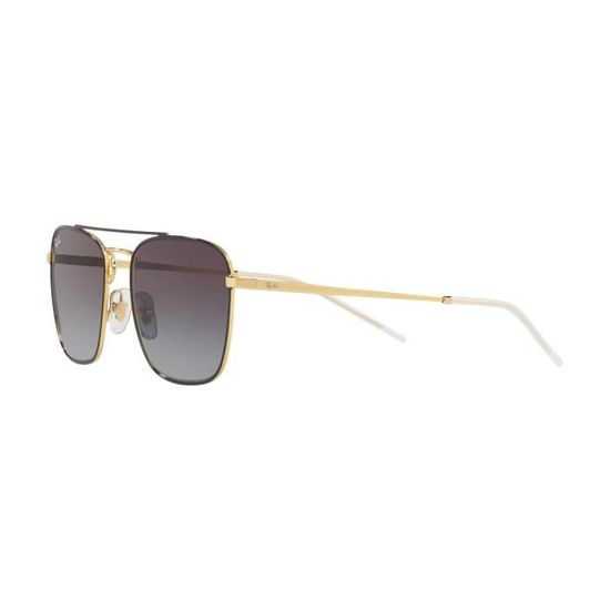 a0bf3225a0f7c Lunettes de soleil Ray Ban RB-3588 -90548G - Achat / Vente lunettes de soleil  Homme Adulte Noir - Soldes d'été Cdiscount