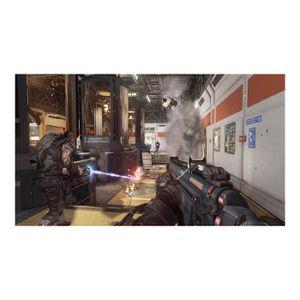 JEU PS4 Call of Duty Advanced Warfare Day Zero Edition Pla