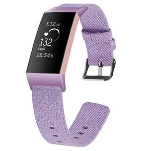 BRACELET DE MONTRE Bracelet de remplacement en nylon tissé pour Fitbi