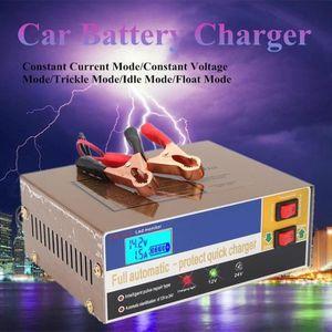 CHARGEUR DE BATTERIE TEMPSA 12V-24V 10A Intelligent Chargeur de Batteri