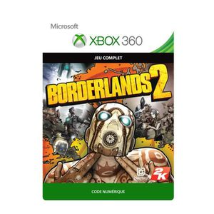 JEU XBOX 360 À TÉLÉCHARGER Borderlands 2 Jeu Xbox 360 à télécharger