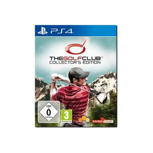 JEU PS4 The Golf Club Collector's Edition PlayStation 4 an