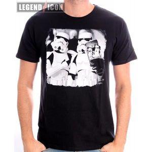 T-SHIRT T-Shirt Star Wars - Stormtrooper Selfie