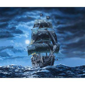 MAQUETTE DE BATEAU Maquette bateau : Pirates des Caraïbes La vengeanc