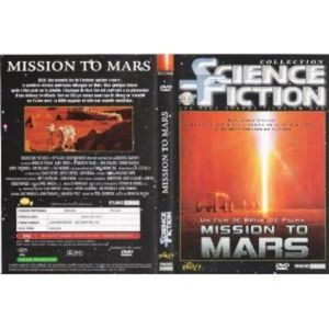 DVD FILM DVD MISSION TO MARS – COLLECTION SCIENCE FICTION