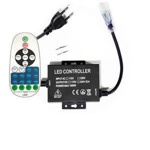 AMPOULE - LED Variateur Professionnel 6mm de 1500W pour ruban LE