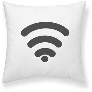 COUSSIN TODAY Coussin Geek Game Wifi - 40 x 40 cm