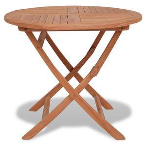 Table de jardin seule - Achat / Vente pas cher