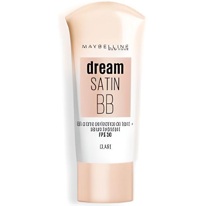 GEMEY MAYBELLINE Dream Fresh Bb Claire NuFOND DE TEINT - BASE - POUDRE