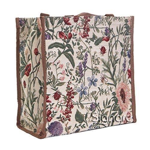 Craze toile hobo surdimensionné poignée supérieure sac bandoulière fourre-tout en cuir de sac à main bandoulière LLR5U