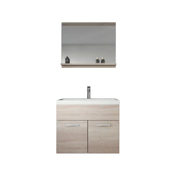 Meuble de salle de bain de Montréal 02 - Armoire de rangement Meuble ...