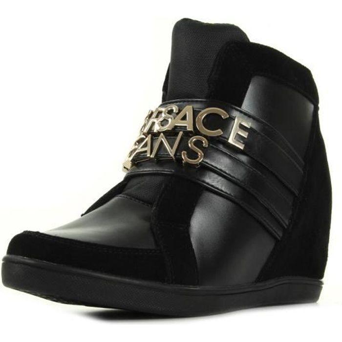 Boots Versace Linea Sneaker Suede/Coated