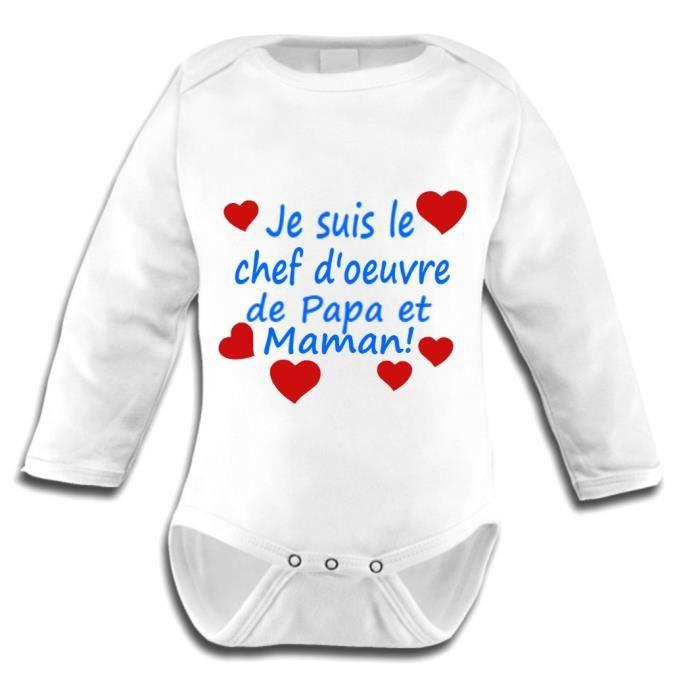 BODY Body bébé garçon humour 535f5762e08