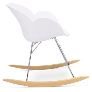 elegant great chaise quai chaise bascule design blanche with chaise bascule eames with chaise a bascule rar blanche eames with chaise bascule eames - Chaise A Bascule Eames