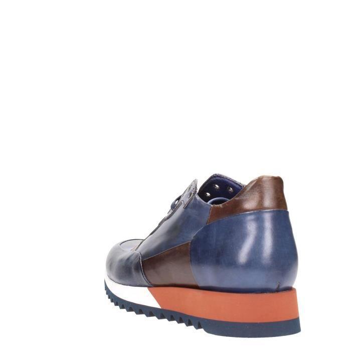 Henry Lobb Lace Shoes Homme Bleu, 44