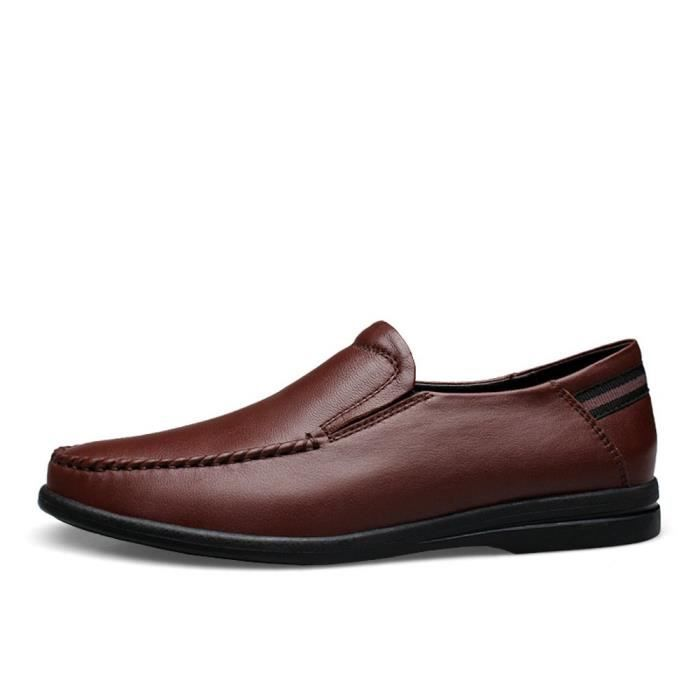 Men's Leather Business Casual Shoes A904S Taille-45