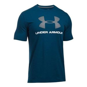 UNDER ARMOUR T-shirt Manches Courtes Homme Marine