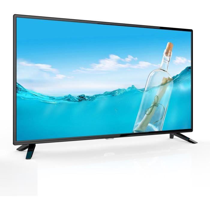 Oceanic tv led haute défintion 984 cm 39 3 x hdmi 1 x usb