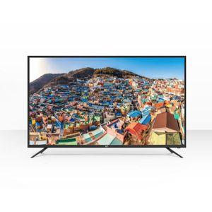 Téléviseur LED CONTINENTAL EDISON TV 55' (139cm) 4K UHD (3840x216