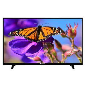 Téléviseur LED Continental Edison TV 55'(139 cm) 4K UHD (3840x216