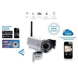 CAMÉRA IP Bluestork Caméra IP HD Cloud Wifi  Fixe Exterieure