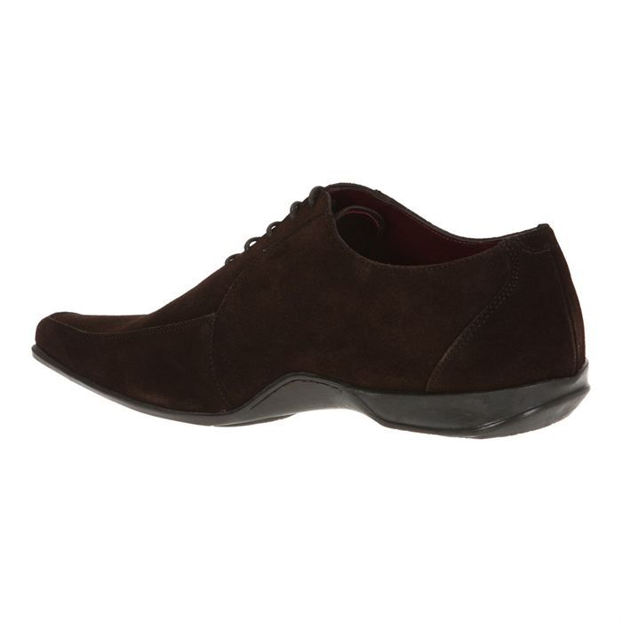 PASCAL MORABITO Richelieu cuir Raviere Homme