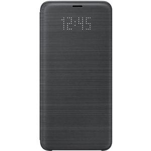 HOUSSE - ÉTUI Samsung LED View Cover S9+ Noir