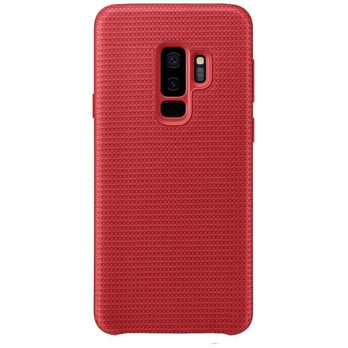 on sale new design undefeated x Samsung Coque Hyperknit S9+ Rouge
