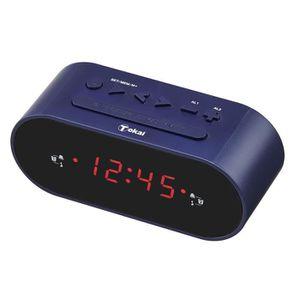 Radio réveil TOKAI TC 159 ST Radio-réveil - Double alarmes